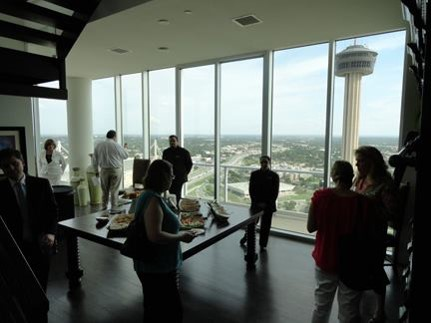 Centro San Antonio Presents Urban Spaces Tour Houston