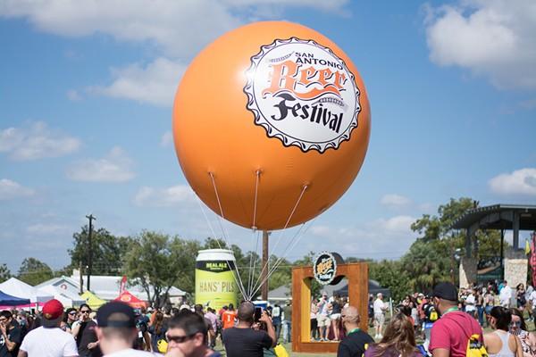 San Antonio Beer Festival 2019 Saturday Oct 19 2019