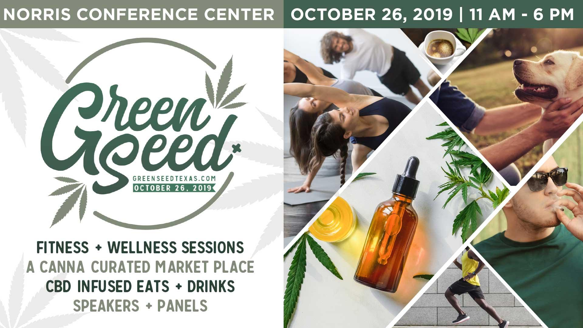 Green Seed Tickets | Norris Conference Center | San Antonio